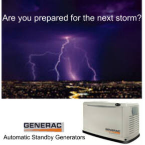 Home Standby Generator Automatic